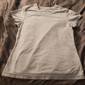 Danskin Now V-Neck Workout T-Shirt